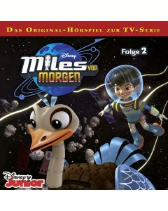 Miles von Morgen: Der mysteriöse Wasserschaden / .. (Folge 2)