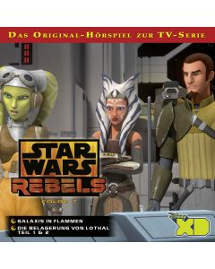 Star Wars Rebels: Star Wars Rebels (Folge 7)