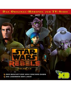 Star Wars Rebels: Star Wars Rebels (Folge 13)