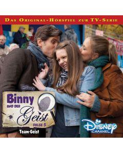 Binny und der Geist: Team-Geist (Folge 5)