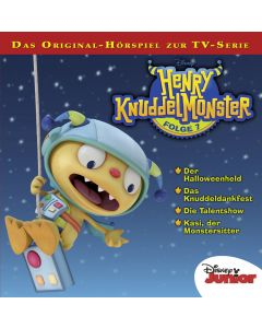Henry Knuddelmonster: Der Halloweenheld / .. (Folge 7)