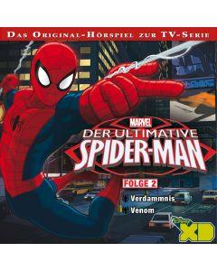 Spider-Man: Der ultimative Spiderman – Verdammnis / .. (Folge 2)