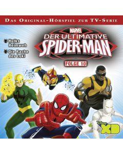 Spider-Man: Der ultimative Spiderman - Hulks Heimweh / .. (Folge 10)