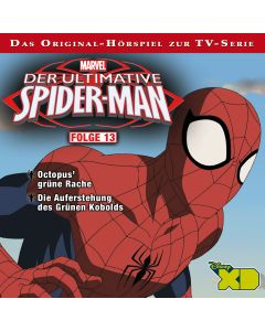 Spider-Man: Der ultimative Spiderman - Octopus' grüne Rache / .. (Folge 13)