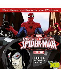 Spider-Man: Der ultimative Spiderman - S.H.I.E.L.D. in Gefahr - Teil 1 & 2 (Folge 15)