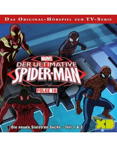 Spider-Man: Der ultimative Spiderman - Die neuen Sinistren Sechs - Teil 1 & 2 (Folge 16)