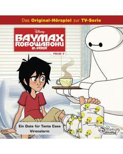 Baymax: Ein Date für Tante Cass / .. (Folge 3)
