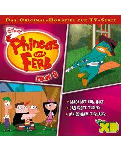 Phineas und Ferb: Mach mit beim Quiz / .. (Folge 9)