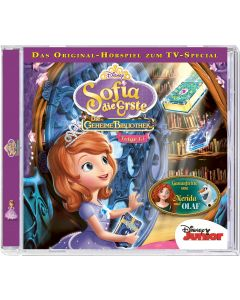 Sofia die Erste: Die geheime Bibliothek (Folge 13)