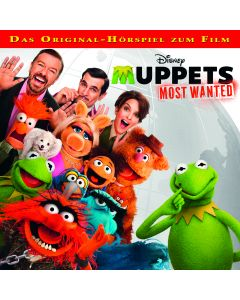 Disney: The Muppets Most Wanted (MP3-Download)