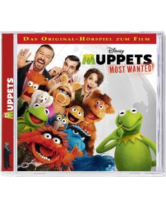 Disney: The Muppets Most Wanted