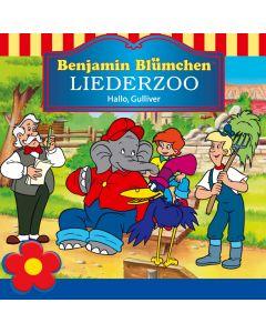 Benjamin Blümchen Liederzoo: Hallo, Gulliver