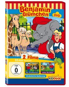 Benjamin Blümchen Das Giraffenhaus / rettet die Biber