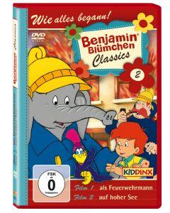 Benjamin Blümchen als Feuerwehrmann / auf hoher See Classics Folge 2