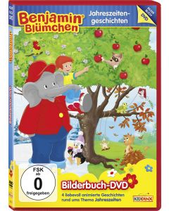 Benjamin Blümchen: Bilderbuch-DVD 9