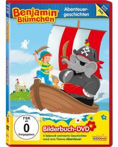 Benjamin Blümchen: Bilderbuch-DVD 12