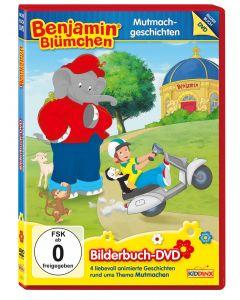 Benjamin Blümchen: Bilderbuch-DVD 13