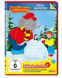 Benjamin Blümchen: Bilderbuch-DVD 16