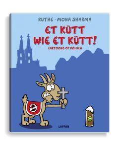 Ruthe: Et kütt wie et kütt - Cartoons op Kölsch