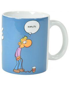 Ruthe: Tasse - Coffee to Go
