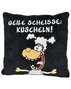 "Ruthe: Kissen - Thorsten Dörnbach ""Kuscheln"""