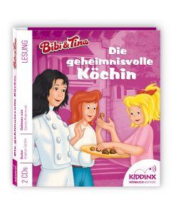 Bibi & Tina: Hörbuch Die geheimnisvolle Köchin