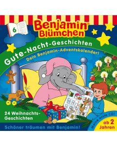 Benjamin Blümchen: Adventsgeschichten 1. Dezember