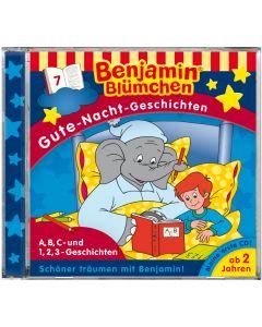 Benjamin Blümchen: A,B,C-und 1,2,3-Geschichten (Folge 7)