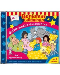 Benjamin Blümchen: Die Pyjama-Party (Folge 18)