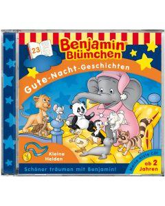 Benjamin Blümchen: Kleine Helden (Folge 23)