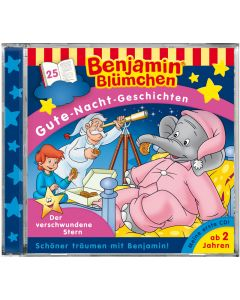 Benjamin Blümchen: Der verschwundene Stern (Folge 25)