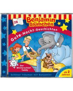 Benjamin Blümchen: Der Winterschlaf-Teddy (Folge 28)