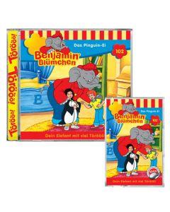 Benjamin Blümchen Das Pinguin-Ei Folge 102