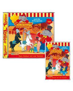 Benjamin Blümchen ... und die Zirkusponys (Folge 125)