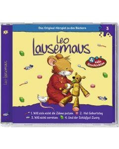 Leo Lausemaus: Will sich nicht die Zähne putzen (Folge 3)