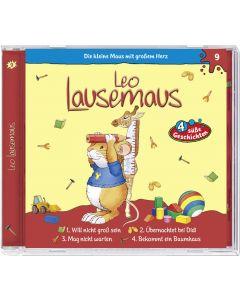 Leo Lausemaus: Will nicht groß sein (Folge 9)