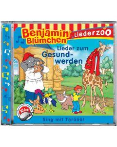Benjamin Blümchen: Liederzoo Lieder zum Gesundwerden