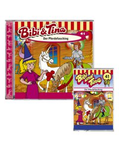 Bibi & Tina: Der Pferdefasching (Folge 41)