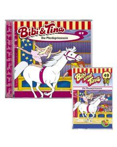 Bibi & Tina: Die Pferdeprinzessin (Folge 49)