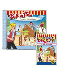 Bibi & Tina: Das große Teamspringen (Folge 57)