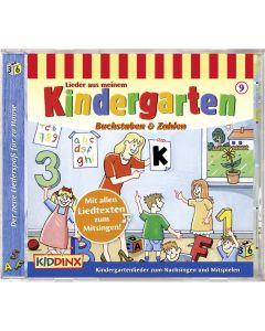 Lieder aus meinem Kindergarten Buchstaben und Zahlen Folge 9