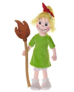 Bibi Blocksberg: Puppe Plüsch groß (50cm)