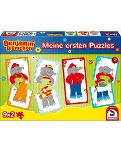 Benjamin Blümchen: Meine ersten Puzzles
