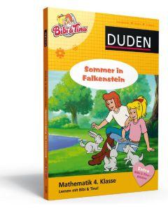 Bibi & Tina: Sommer in Falkenstein - Mathe 4. Klasse