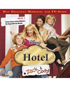 Disney: Hotel Zack and Cody: Folge 2