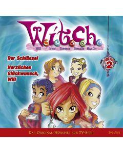 Disney W.I.T.C.H. Der Schlüssel / Herzlichen Glückwunsch, Will (Folge 2)