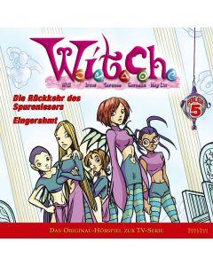 Disney W.I.T.C.H. Die Rückkehr des Spurenlesers / Eingerahmt (Folge 5)