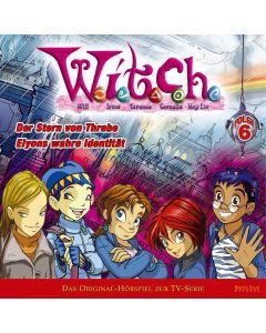 Disney W.I.T.C.H. Der Stern von Threbe / Elyons wahre Identität (Folge 6)