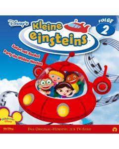 Disney Kleine Einsteins Safari mit Rocket / Party im Wilden Westen (Folge 2)
