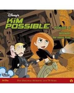 Disney Kim Possible Halloween / Der kleine Prinz (Folge 6)